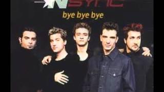 N'sync - Bye Bye Bye (Lyrics)