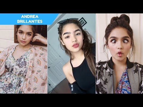 🔴 Andrea Brillantes Musical.ly Compilation 2017 Best Dance Musically