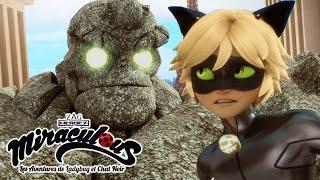 Miraculous Ladybug 🐞 Coeur de Pierre Origins - Partie 2 🐞 Les aventures de Ladybug et Chat Noir