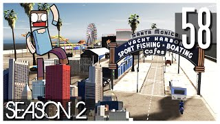 Cities Skylines - S2 Ep.58 : Santa Monica Pier!