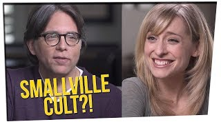 Allison Mack Accused of Cult Recruiting ft. DavidSoComedy