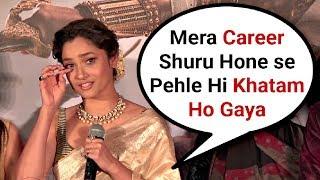 Ankita Lokhande Shocking Emotional Reaction On Debut With Manikarnika