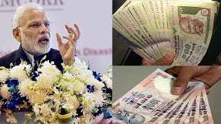 Modi Government bans Rs 500, 1000 currency notes | वनइंडिया हिन्दी