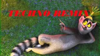 I Like To Move It (Madagascar) - TECHNO REMIX
