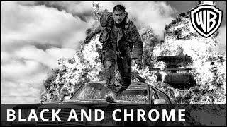 Mad Max: Fury Road - Black and Chrome Trailer - Warner Bros. UK