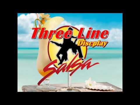 MINITECA THREE LINE Salsa CD