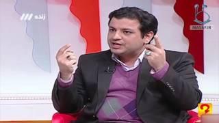 """استاد رائفی پور در برنامه """"مردم چی میگن؟"""" بازی های رایانه ای - RaefiPour - Games - IRIB TV3"""