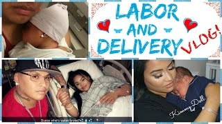 WHAT REALLY HAPPENS DURING LABOR | Labor and Delivery Vlog | Our baby boy is FINALLY here!