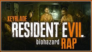 RESIDENT EVIL 7 RAP - Parte de la Familia | Keyblade