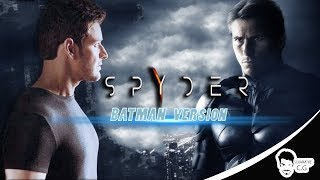 SPYDER Teaser Batman Version | Mahesh Babu | A R Murugadoss | Summa've C.G