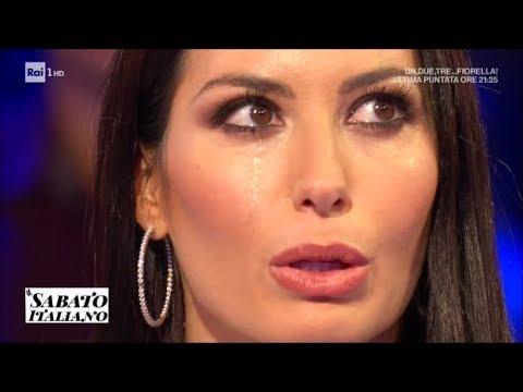 Xxx Mp4 Elisabetta Gregoraci In Lacrime Quot Mi Manca Mia Mamma Quot Il Sabato Italiano 23 09 2017 3gp Sex
