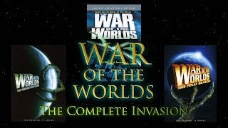 War of the Worlds - The Complete Invasion TV Series/DVD Review