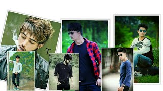Best poses for boys | 2017 Photoshoots | Outdoor Photography poses | Instagram models