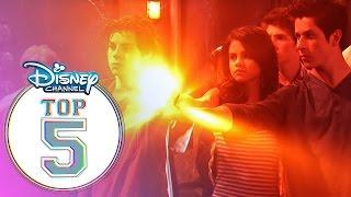 Die Disney Channel Top 5: ZAUBERER VOM WAVERLY PLACE Momente