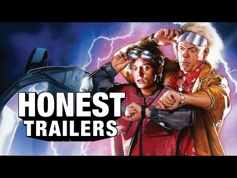 Honest Trailers Back to the Future