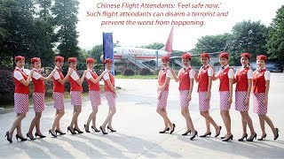 Chinese Flight Attendants