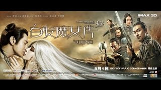 The White Haired Witch of Lunar Kingdom Trailer 2014 HD
