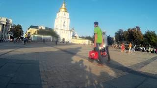 Дети и Пушки на Михайловской Площади, Киев. Август 2018