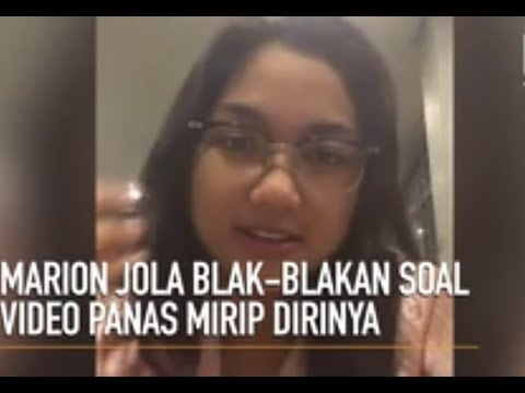 Xxx Mp4 KLARIFIKASI MARION JOLA SOAL VIDEO PORNO YG MIRIP DIRINYA 3gp Sex