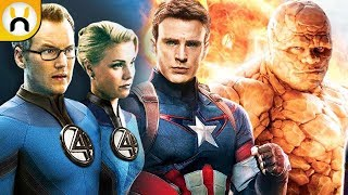 How to Introduce Fantastic Four into the MCU!