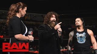 Roman Reigns demands payback against Rusev: Raw, Sept. 19, 2016