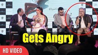 Julie 2 Director Deepak Shivdasani Gets Very Angry On Media Screams On Media Julie 2 Trailer
