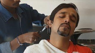 ASMR Master Cracker Shave and trim   No Talking