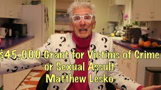 $45,000 for Victims Crime or Sexual Assault: Free Download www.Lesko.com/5free