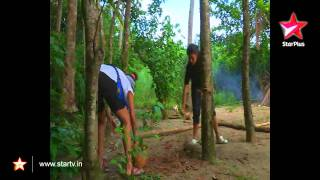 Catfight between Priyanka and Payal - Survivor India Uncut