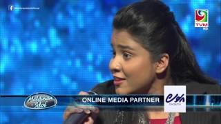 Maldivian Idol Gala Round | Fenkulhi Kulhelan - Laisha, Ishan & Shalabee