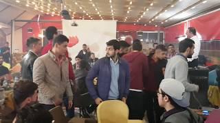 احمد كولجان حفلة رأس السنة في تشي تشي صباح فخري