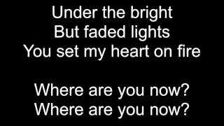 Alan Walker - Faded - LYRICS