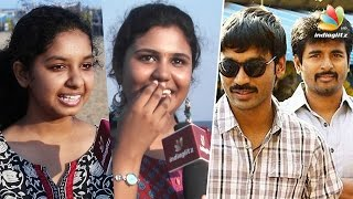 Dhanush Is Behind Sivakarthikeyan's Success - Public Reviewing Siva's Growth | Remo