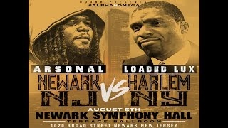BREAKING NEWS ARSONAL VS LOADED LUX AUG 5th