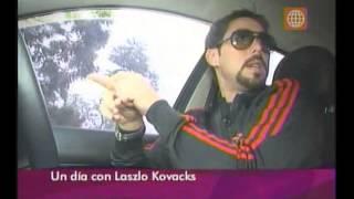 Un día con Laszlo Kovacks