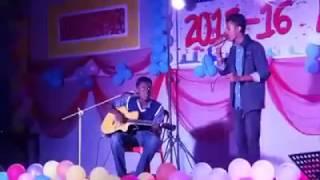 Amar Mon o Na Chay Agor Badhi Go Kishori Live by Dipto Ds