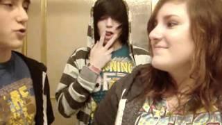 Josh Taylor and Amanda... Last year