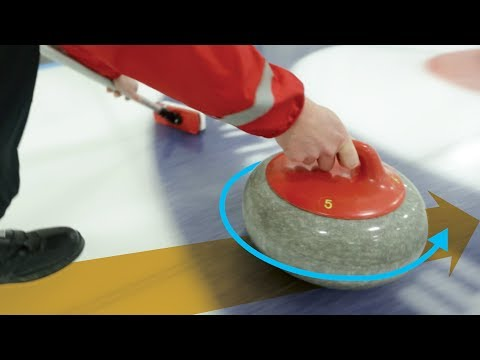 COLD HARD SCIENCE. The Controversial Physics of Curling Smarter Every Day 111