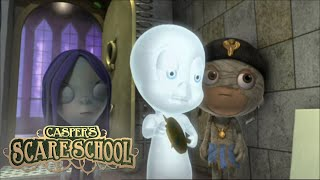Casper Scare School - Weekend at Bunny's  |  Grimly Day