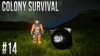 Space Engineers - Colony Survival Ep #14 - MYSTERIOUS DISCOVERY?!
