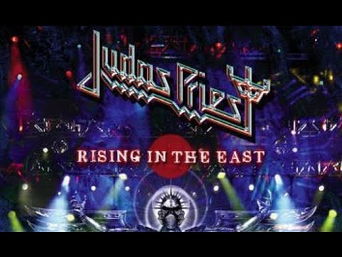 Judas Priest 01 The Hellion Electric Eye Rising In The East 2005 1080p HD