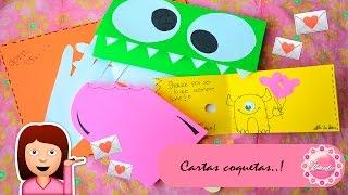 CARTAS ORIGINALES - EXPRESS Y LINDAS :::...♡ ♡ ♡