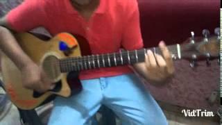 Zindagi-Reprise Bajrangi bhaijaan guitar chords By Bhavya