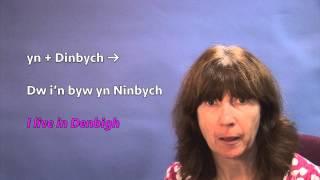 I live in ... & Nasal mutation (Unit 2/1) - Welsh Beginners (Mynediad)