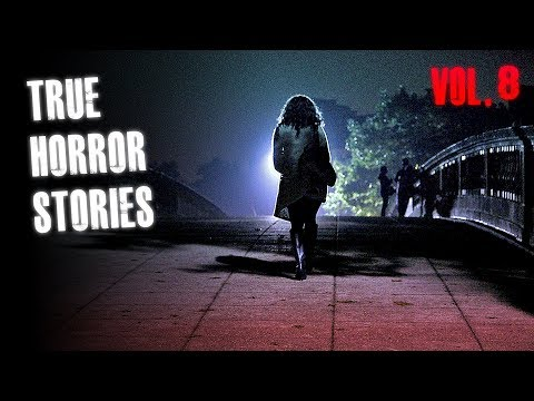 13 TRUE SCARY STORIES Compilation Vol.8