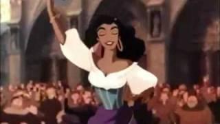 Disney Girls-Jai Ho-[Esmarelda][Ariel][Jasmine][Pocahotas][Meg]