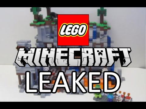 Xxx Mp4 LEAKED LEGO Minecraft 21115 The First Night 21118 The Mine Images 3gp Sex