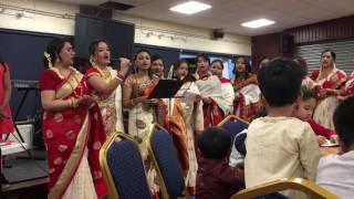Esho Hey Boishakh (Tagore Song)    UHCA Group
