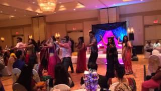 Rahul and Payal Engagement Dance