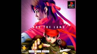Full Arc the Lad II OST